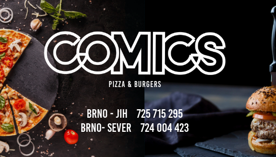Comics Pizza