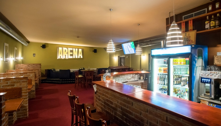Arena bar & club